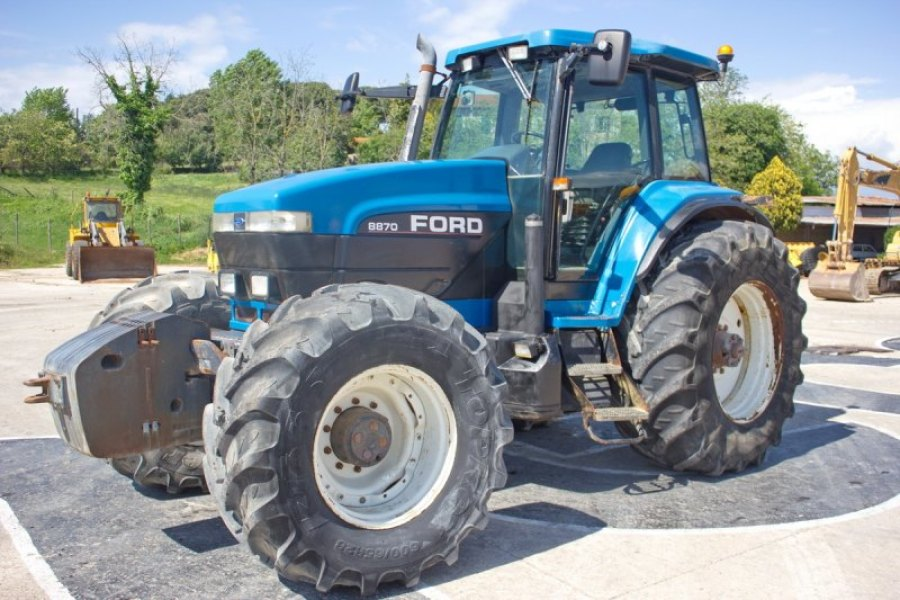 Ford - 8870